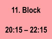 Den Tag in Blöcke aufteilen um effizienter zu leben 11-Block