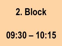 Den Tag in Blöcke aufteilen um effizienter zu leben 2-Block
