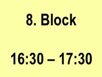 Den Tag in Blöcke aufteilen um effizienter zu leben 8-Block