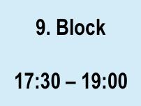 Den Tag in Blöcke aufteilen um effizienter zu leben 9-Block